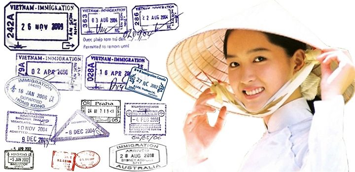 The Vietnam Visa on arrival for difficult nationality